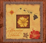 Hawaiian Islands 8x8 Album - ON SALE! ($21 Regular Price)