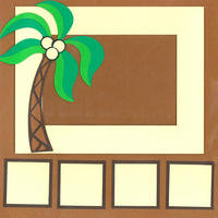 12x12 Coconut Tree