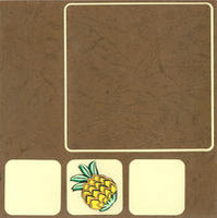 8x8 Small Pineapple