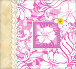Pink Hibiscus 8x8 Album - ON SALE! ($21 Regular Price)