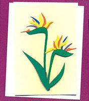 Bird of Paradise Gift Card